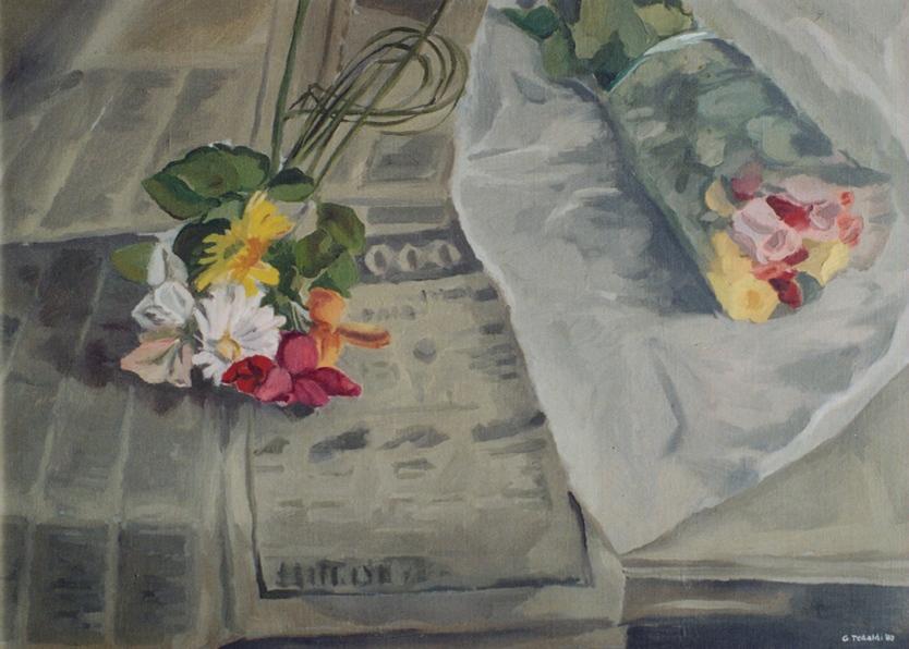 1989 Fiori veri e fiori finiti