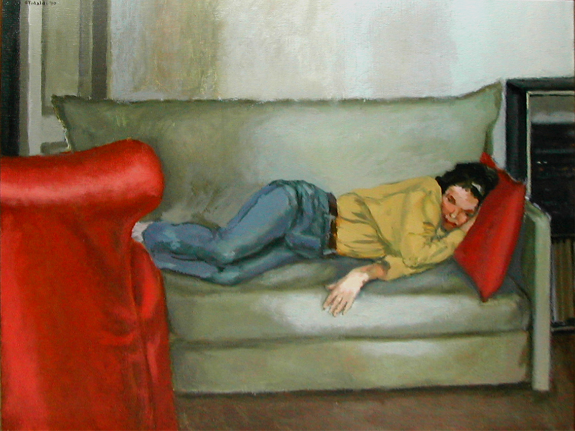 1990 Giulietta che dorme