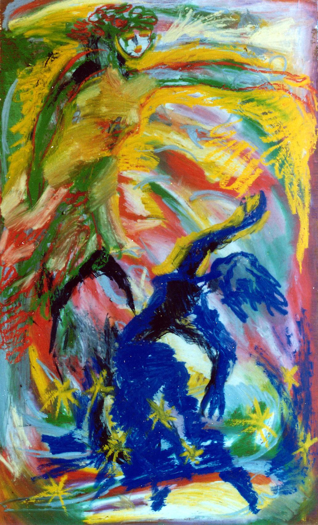 1998 ca Danza della Primavera