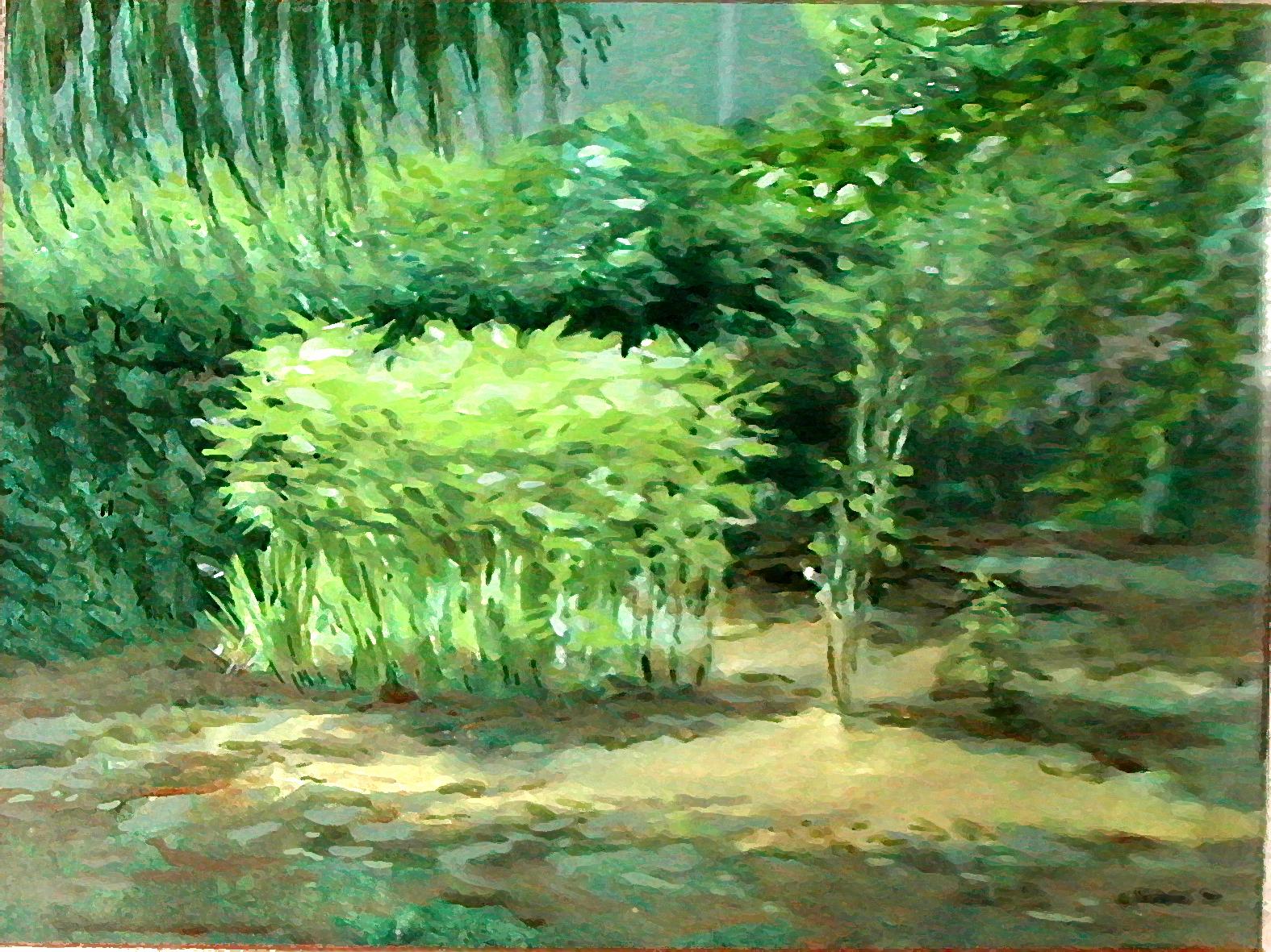 1999 Il giardino di Angela