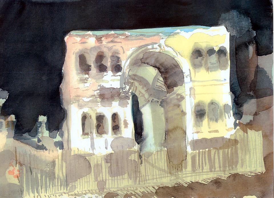 2005 ca Arco di Giano
