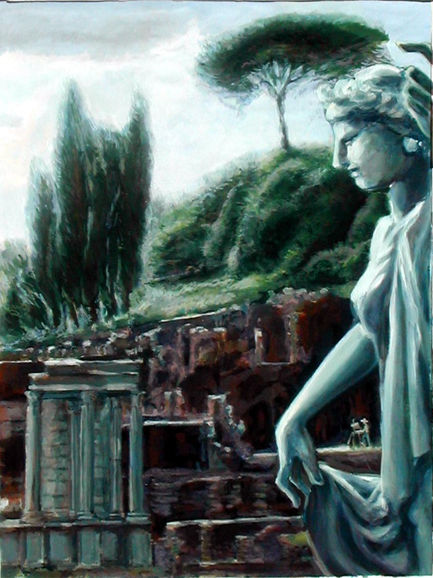 2002 Pittore al Palatino