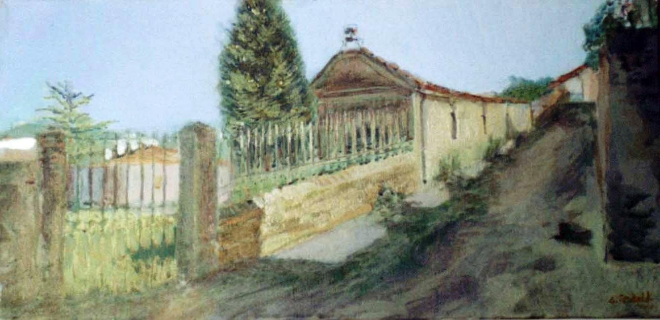 2004 ca Antico Cimitero
