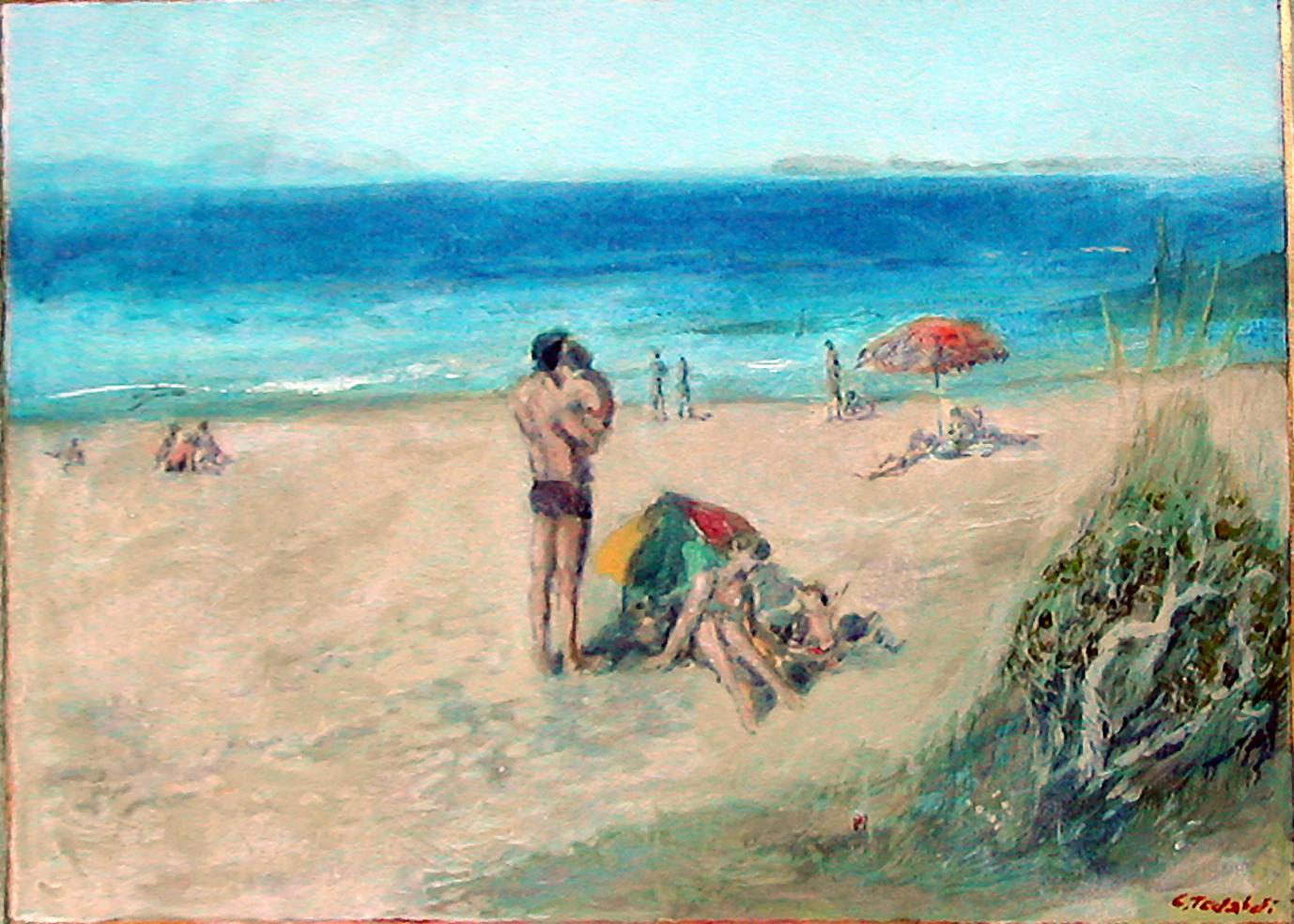2007 Spiaggia alla Sterpaia