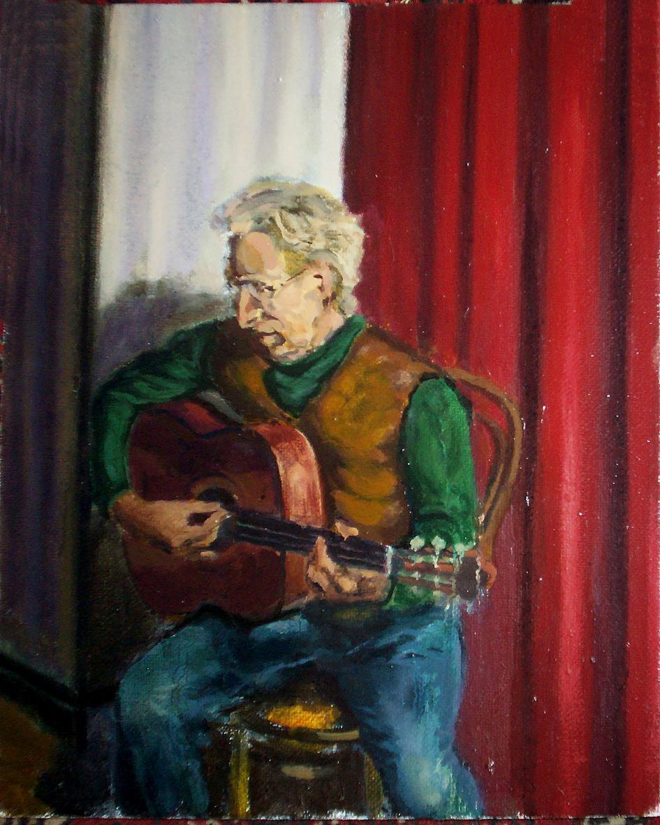 2009 Ivan che suona