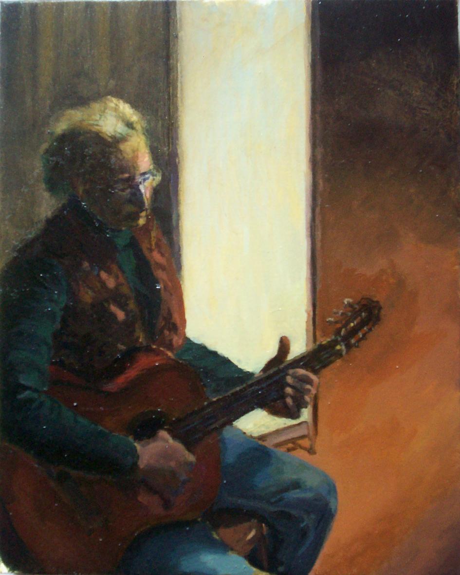 2009 Ivan con la chitarra