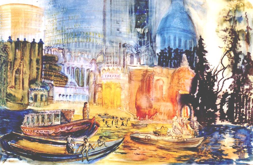 1999 Ricordo di Varanasi