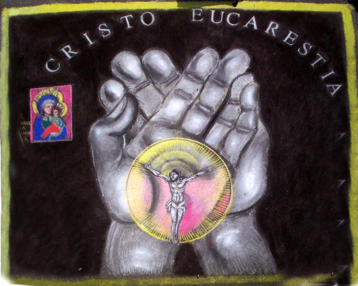 2006 Cristo Eucarestia