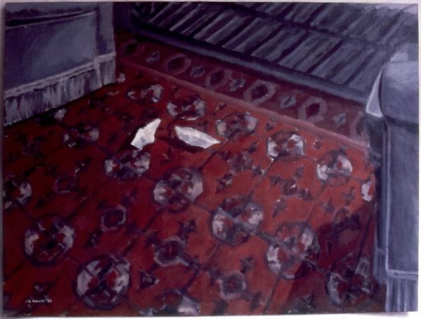 1988 Barchette sul Bukhara
