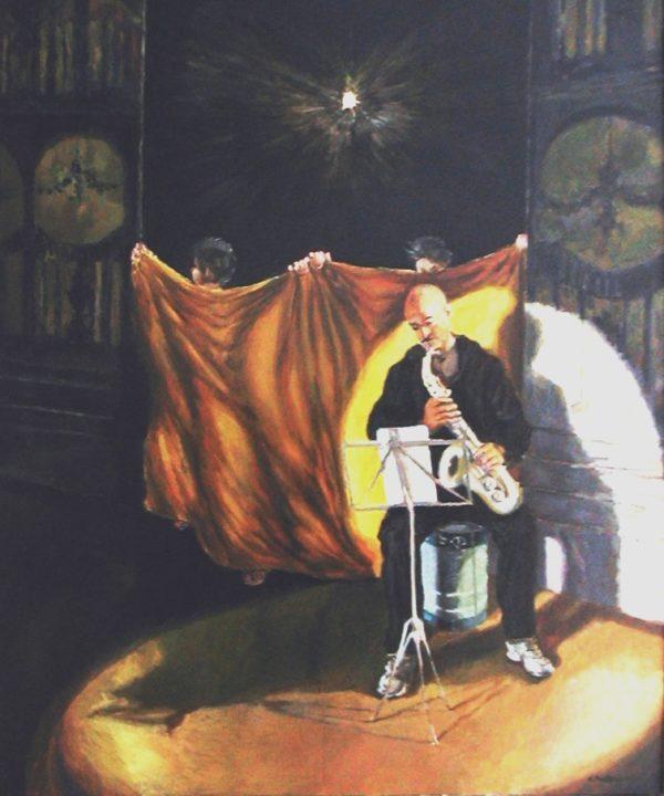 2003 Sassofonista