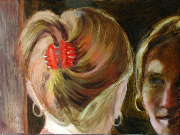 2003 Elena allo specchio