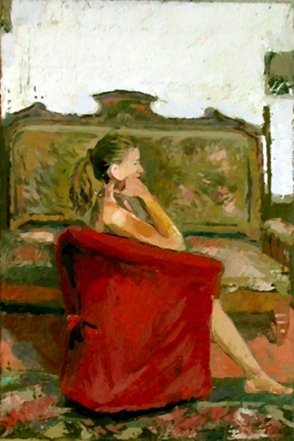 2007 Sulla poltrona rossa