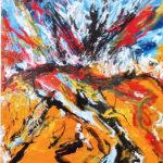 Esplosione nel deserto